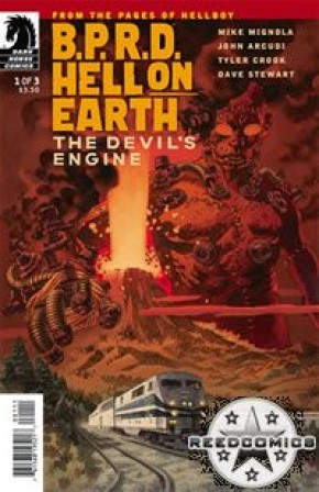 BPRD Hell On Earth The Devils Engine #1