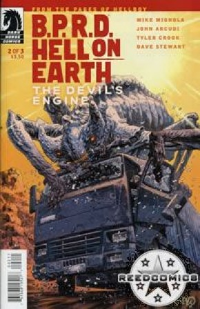 BPRD Hell On Earth The Devils Engine #2