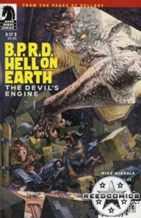 BPRD Hell On Earth The Devils Engine #3