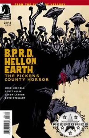 BPRD Hell On Earth The Pickens County Horror #2