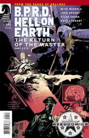 BPRD Hell On Earth Return of the Master #4