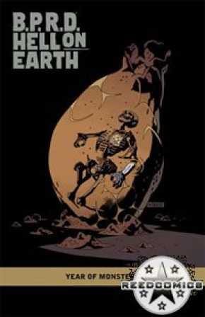 BPRD Hell On Earth Return of the Master #4 (1 in 5 Incentive)