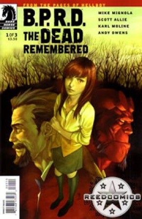BPRD The Dead Remembered #1