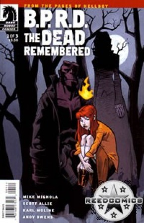 BPRD The Dead Remembered #1 (1:5 Incentive)