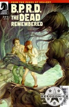 BPRD The Dead Remembered #3