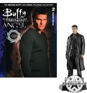 Buffy & Angel Figurine Collectors Magazine #2 Angel