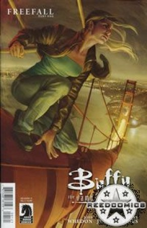 Buffy The Vampire Slayer Season 9 #1