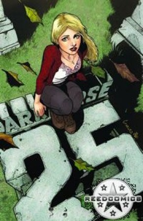 Buffy The Vampire Slayer Season 9 #1 (1:10 Incentive)