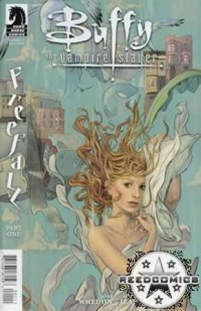 Buffy The Vampire Slayer Season 9 #1 (Variant Cover)