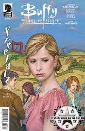 Buffy The Vampire Slayer Season 9 #3