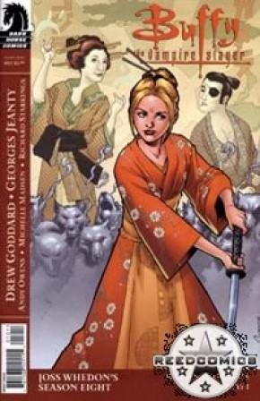 Buffy The Vampire Slayer #12 (1:4 Incentive)