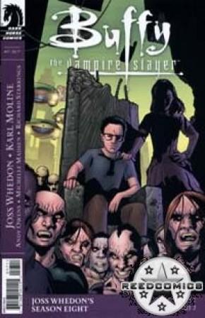 Buffy The Vampire Slayer #17 (1:4 Incentive)