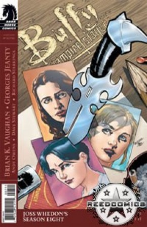 Buffy The Vampire Slayer #8 (1 in 4 Incentive)