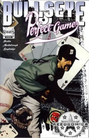 Bullseye Perfect Game #2