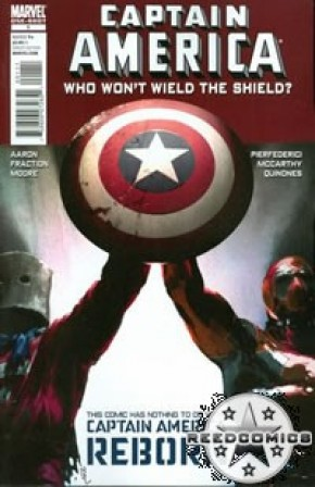 Captain America Reborn Who Wont Wield The Shield