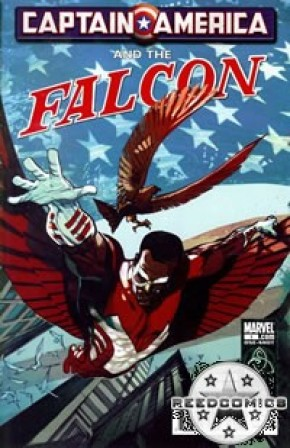 Captain America And The Falcon One Shot
