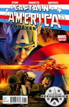 Captain America Forever Alllies #1
