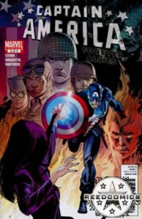 Captain America Forever Alllies #2