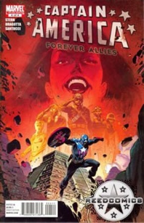 Captain America Forever Alllies #4