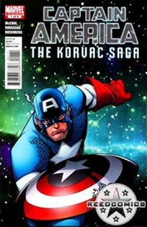 Captain America The Korvac Saga #1