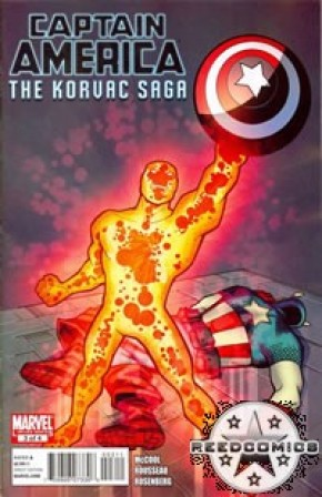 Captain America The Korvac Saga #3