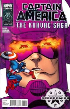 Captain America The Korvac Saga #4
