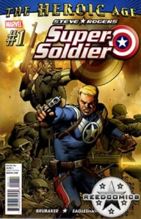 Steve Rogers Super Soldier #1