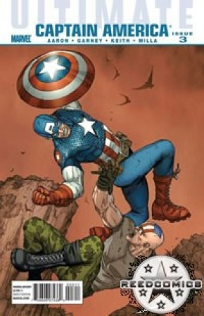 Ultimate Comics Captain America #3