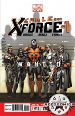 Cable & X-Force #1