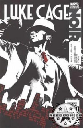 Luke Cage Noir #4 (Variant Cover)