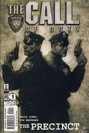 Call of Duty The Precinct #1 (Canadian Expo)