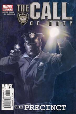 Call of Duty The Precinct #4