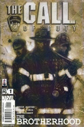Call of Duty The Brotherhood #1