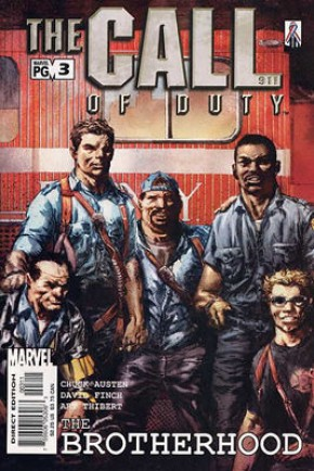 Call of Duty The Brotherhood #3