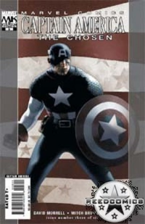 Captain America The Chosen #3b