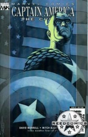 Captain America The Chosen #4 (cover a)