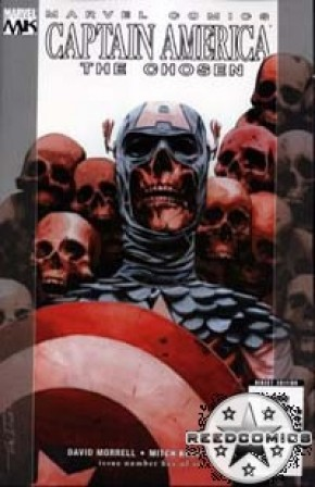 Captain America The Chosen #5 (cover a)