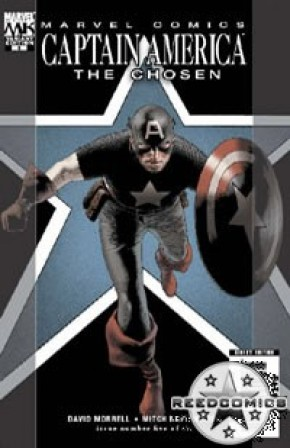 Captain America The Chosen #5 (cover b)