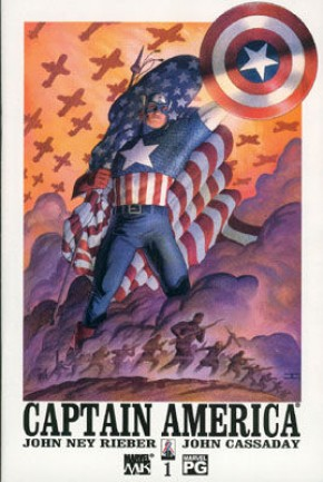 Captain America Volume 4 #1