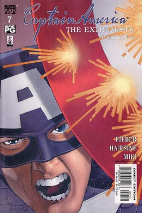 Captain America Volume 4 #7