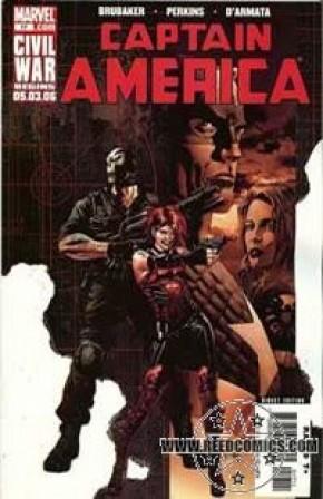 Captain America Volume 5 #17