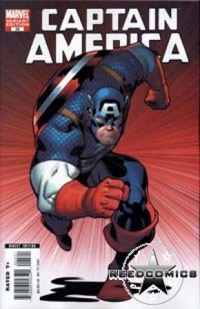 Captain America Volume 5 #25 (McGuinness cover)