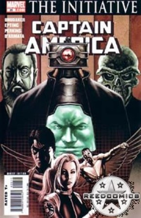 Captain America Volume 5 #26