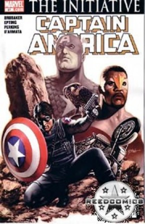 Captain America Volume 5 #27