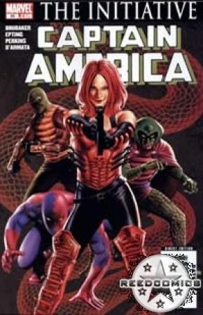 Captain America Volume 5 #28