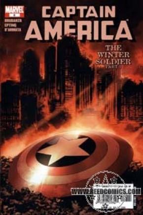 Captain America Volume 5 #8