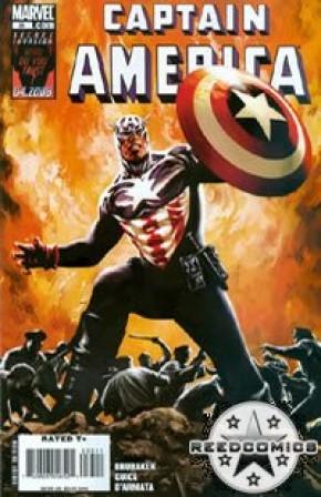 Captain America Volume 5 #35