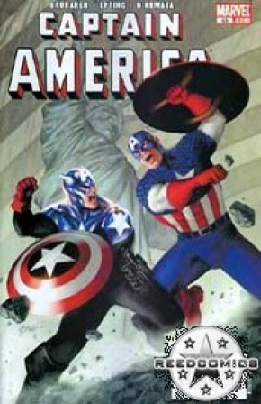 Captain America Volume 5 #40