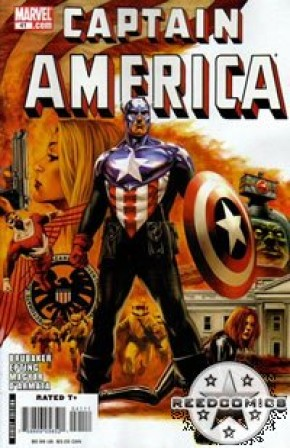 Captain America Volume 5 #41