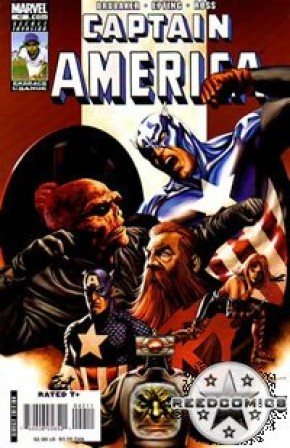 Captain America Volume 5 #42